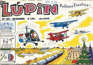 Lúpin n° 327 Año 27, 1992 [PDF]