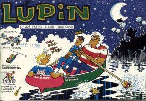 Lúpin n° 328 Año 27, 1992 [PDF]