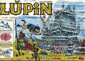 Lúpin n° 329 Año 27, 1992 [PDF]