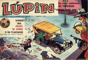 Lúpin n° 33 Año 3, 1968 [PDF]