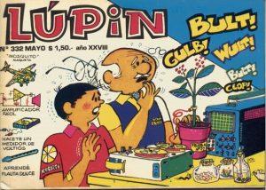 Lúpin n° 332 Año 28, 1993 [PDF]