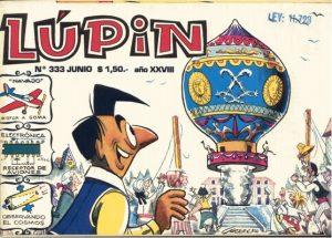 Lúpin n° 333 Año 28, 1993 [PDF]