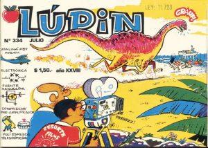 Lúpin n° 334 Año 28, 1993 [PDF]