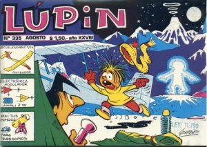 Lúpin n° 335 Año 28, 1993 [PDF]