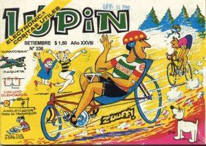 Lúpin n° 336 Año 28, 1993 [PDF]