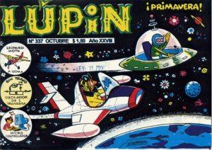 Lúpin n° 337 Año 28, 1993 [PDF]