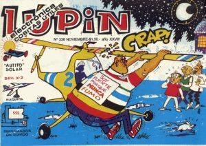 Lúpin n° 338 Año 28, 1993 [PDF]