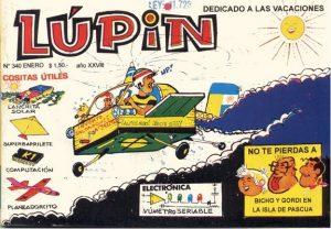 Lúpin n° 340 Año 28, 1993 [PDF]