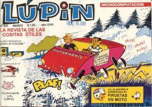 Lúpin n° 342 Año 29, 1994 [PDF]