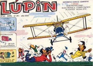 Lúpin n° 343 Año 29, 1994 [PDF]