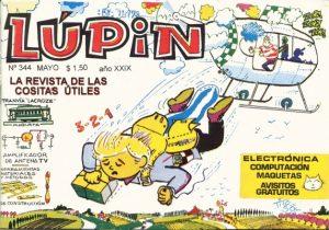 Lúpin n° 344 Año 29, 1994 [PDF]
