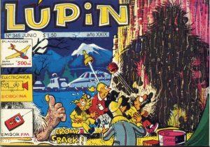 Lúpin n° 345 Año 29, 1994 [PDF]