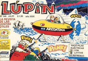 Lúpin n° 346 Año 29, 1994 [PDF]
