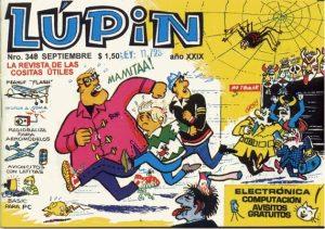 Lúpin n° 348 Año 29, 1994 [PDF]