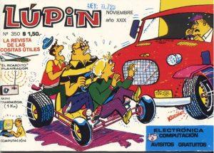 Lúpin n° 350 Año 29, 1994 [PDF]