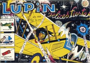 Lúpin n° 351 Año 29, 1994 [PDF]