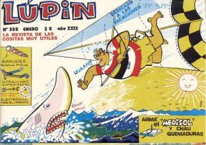 Lúpin n° 352 Año 29, 1994 [PDF]