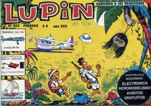 Lúpin n° 353 Año 30, 1995 [PDF]