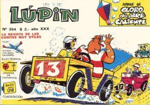 Lúpin n° 354 Año 30, 1995 [PDF]
