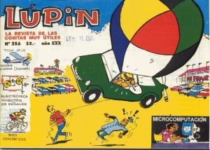 Lúpin n° 356 Año 30, 1995 [PDF]