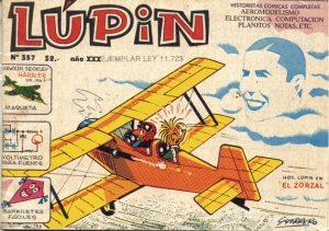 Lúpin n° 357 Año 30, 1995 [PDF]