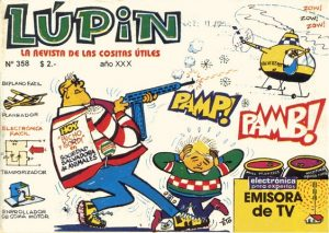 Lúpin n° 358 Año 30, 1995 [PDF]