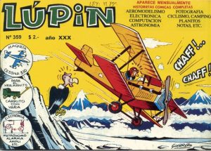 Lúpin n° 359 Año 30, 1995 [PDF]