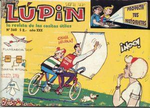 Lúpin n° 360 Año 30, 1995 [PDF]