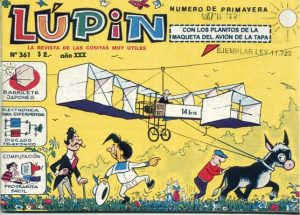 Lúpin n° 361 Año 30, 1995 [PDF]