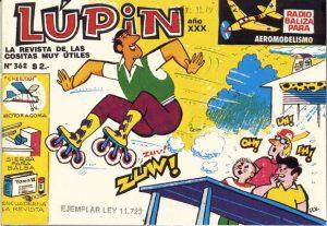 Lúpin n° 362 Año 30, 1995 [PDF]