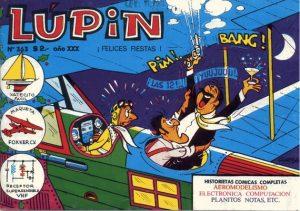 Lúpin n° 363 Año 30, 1995 [PDF]