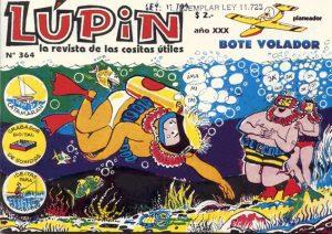 Lúpin n° 364 Año 30, 1995 [PDF]