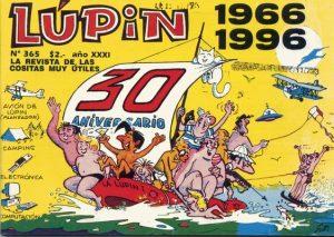 Lúpin n° 365 Año 30, 1995 [PDF]