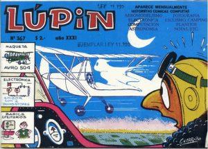 Lúpin n° 367 Año 31, 1996 [PDF]
