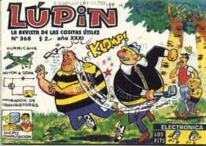 Lúpin n° 368 Año 31, 1996 [PDF]