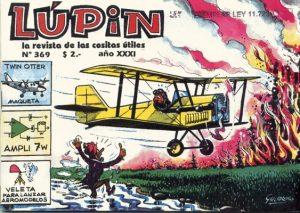 Lúpin n° 369 Año 31, 1996 [PDF]