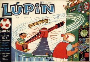 Lúpin n° 37 Año 3, 1968 [PDF]