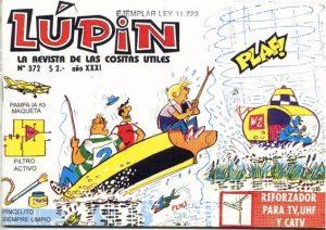 Lúpin n° 372 Año 31, 1996 [PDF]