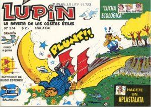 Lúpin n° 374 Año 31, 1996 [PDF]