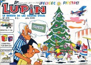 Lúpin n° 375 Año 31, 1996 [PDF]