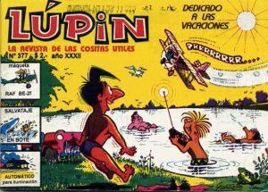 Lúpin n° 377 Año 32, 1997 [PDF]