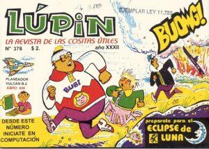 Lúpin n° 378 Año 32, 1997 [PDF]