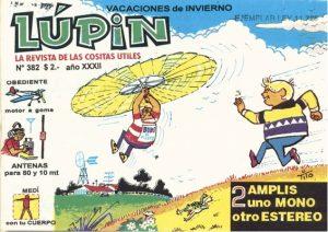 Lúpin n° 382 Año 32, 1997 [PDF]