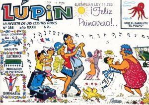 Lúpin n° 385 Año 32, 1997 [PDF]