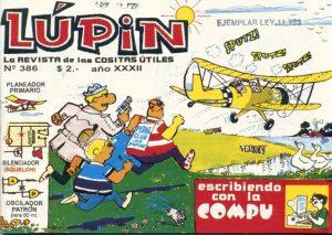 Lúpin n° 386 Año 32, 1997 [PDF]