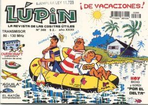 Lúpin n° 388 Año 32, 1997 [PDF]