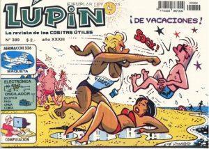 Lúpin n° 389 Año 33, 1998 [PDF]