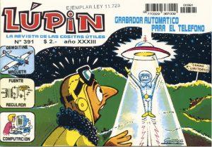 Lúpin n° 391 Año 33, 1998 [PDF]