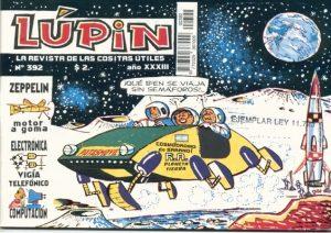Lúpin n° 392 Año 33, 1998 [PDF]