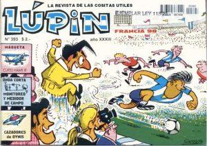 Lúpin n° 393 Año 33, 1998 [PDF]